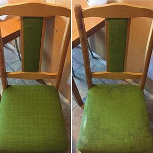 результат до и после чистки